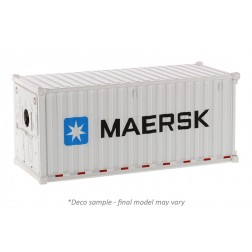 Maersk - 20' Refrigerated Shipping Container