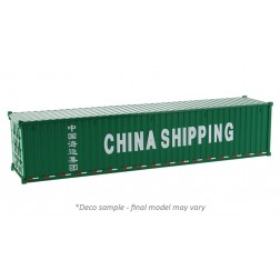 China Shipping - 40' Shipping Container