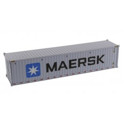 MAERSK - 40' Dry Goods Shipping Container