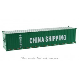 China Shipping - 40' Refrigerated Shipping Container