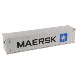 MAERSK - 40' Refrigerated Shipping Container in White