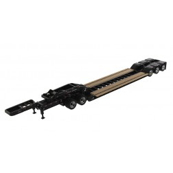 XL 120 LOW-PROFILE HDG TRAILER (OUTRIGGER STYLE) WITH TWO BOOSTERS AND JEEP-BLACK-PREORDER