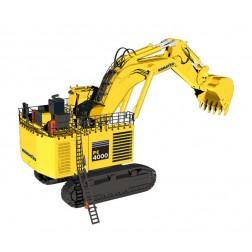 Komatsu PC4000 Mining Excavator-PREORDER