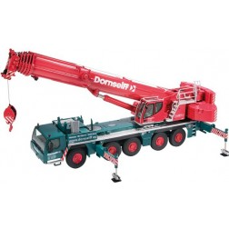 """LIEBHERR LTM 1250-5.1 """"DORNSEIFF"""" mobile crane"""