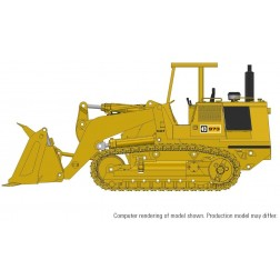 Cat® 973 Track Loader w/Open ROPS and Multi-Purpose Bucket – Die-cast-PREORDER-Price, Production run and Production year to be determined