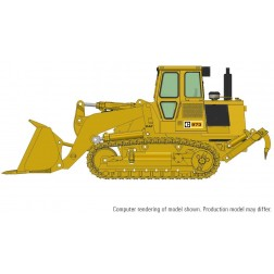 Cat® 973 Track Loader w/ Enclosed ROPS and 3-Shank Ripper – Die-cast-PREORDER-Price, Production run and Production year to be determined
