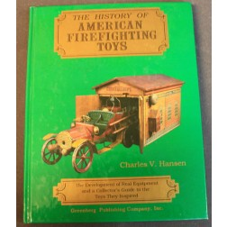 The History of American Firefighting Toys