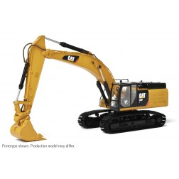 Cat 349F L Hydraulic Excavator – Brass