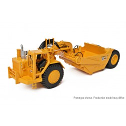 Caterpillar 651B Wheel tractor scraper-Diecast-Production run is 651