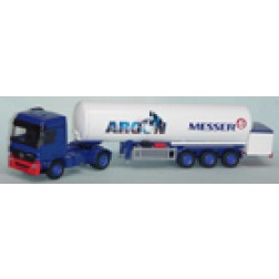 Mercedes tanker 'ARGON'