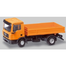 MAN TG-L low side  tipper truck