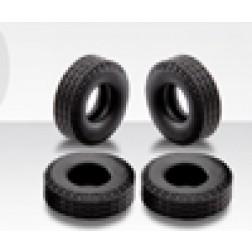Tire Set 17 mm 48 pieces
