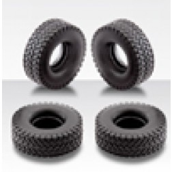 Tire Set 28 mm 16 pieces