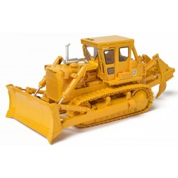 Cat® D8K Dozer- Closed ROPS with S-blade & Single-Shank Ripper– Die-Cast