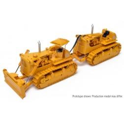 Cat DD9G Push Dozer with Dual D9 Tractors – Die-cast