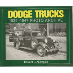 Dodge Trucks 1929 to 1947
