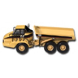 CAT 725 Articulated dump truck