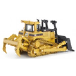 Caterpillar D10T dozer w/metal tracks