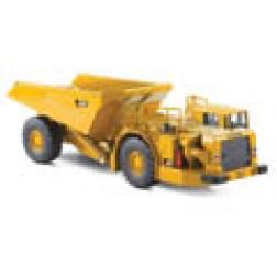 Cat AD45B underground mining truck