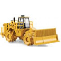 Cat 836 H compactor