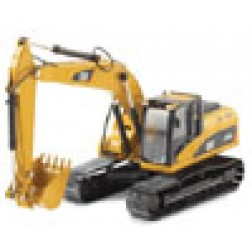 Caterpillar 320D l track excavator