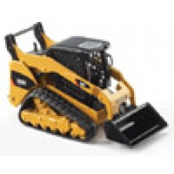 Cat 299C compact skid loader
