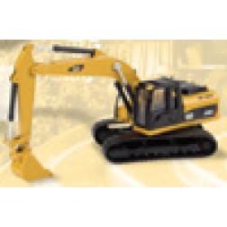 Cat 320D excavator 1/87