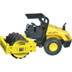 Bomag BW213 w/ ROPS sheep foot roller