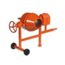 Portable concrete/grout mixer