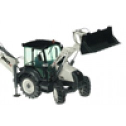 Terex 860SX tractor backhoe loader