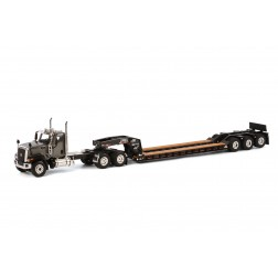 Caterpillar CT680 with 3 axle lowboy-Grey/Black