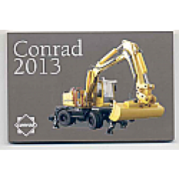 Conrad 2013 mini catalog