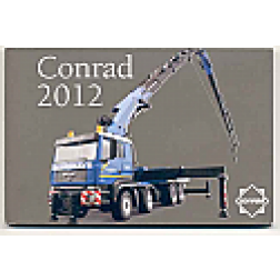 Conrad 2012 mini catalog