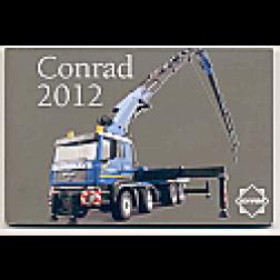 Conrad 2012 mini catalog