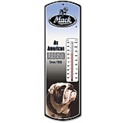 Mack Bulldog thermometer