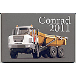 Conrad 2011 mini catalog