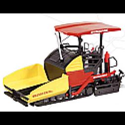 DynaPac SD2550 CS track paver