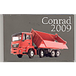 Conrad 2009 mini catalog