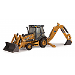 Case 580 Super N WT tractor backhoe loader