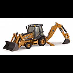 Case 580 Super N WT tractor backhoe loader