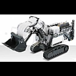 Liebherr 9800 mining shovel
