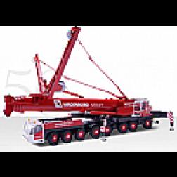 Terex AC500-2 truck crane 'WAGENBORG'