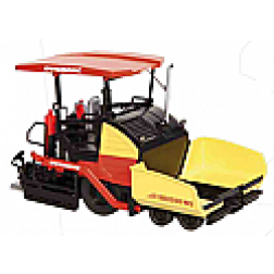 DynaPac SD2500WS wheel paver