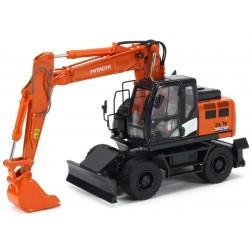 Hitachi ZX140W-6 Hydraulic Wheeled Excavator